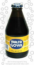 Delicious Sparkling Temperance Drinks Malta Goya